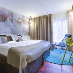 Comfort Hotel Vesterbro 3* Стандартный номер с двуспальной кроватью фото 7