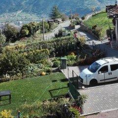 Отель Lo Coppa Fen Аоста парковка