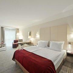 Отель Crowne Plaza Hannover 4* Стандартный номер с различными типами кроватей