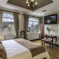 Casa Conde Hotel & Suites комната для гостей