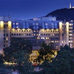 Kempinski Hotel Corvinus Budapest 5* Номер Делюкс с различными типами кроватей фото 8