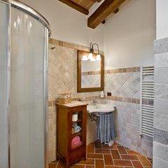 Отель La Casetta nel Bosco Синалунга ванная фото 2