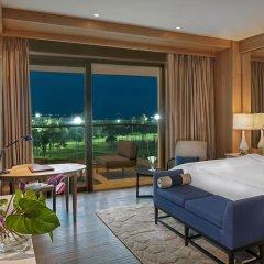 Regnum Carya Golf & Spa Resort 5* Стандартный номер с различными типами кроватей
