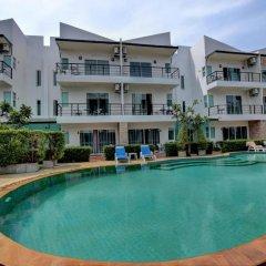 Отель Pool Access 89 at Rawai 3* Люкс с различными типами кроватей фото 14