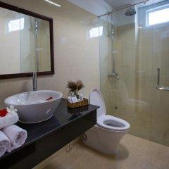 Отель Han Huyen Homestay 2* Улучшенный номер фото 2