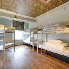 Отель Publove @ Exmouth Arms Euston 2* Кровать в общем номере с двухъярусной кроватью фото 5