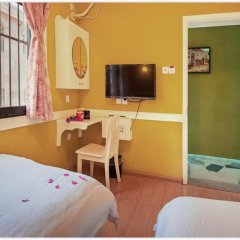 Отель Dora's House Sunlight Rock Branch Китай, Сямынь - отзывы, цены и фото номеров - забронировать отель Dora's House Sunlight Rock Branch онлайн комната для гостей фото 2