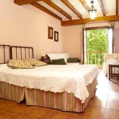 Отель Posada Peñas Arriba Камалено комната для гостей