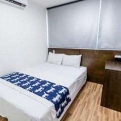 Отель Ekonomy Guesthouse Haeundae 3* Стандартный номер с двуспальной кроватью фото 3