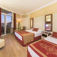 Отель Beach Club Doganay - All Inclusive 5* Стандартный номер с различными типами кроватей фото 7