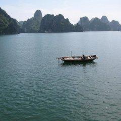 Отель Bai Tu Long Junks 3* Номер Делюкс с различными типами кроватей фото 2