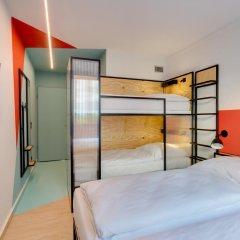 MEININGER Hotel Leipzig Hauptbahnhof 3* Стандартный номер с различными типами кроватей фото 6