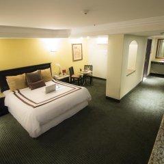 Hotel Ticuán 3* Полулюкс с различными типами кроватей фото 4