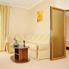 Гостиница Гостинично-оздоровительный комплекс Живая вода 4* Полулюкс разные типы кроватей