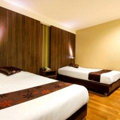 Отель Bally Suite Silom 3* Номер Делюкс с различными типами кроватей фото 14