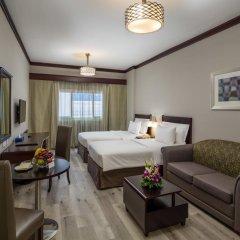 Апартаменты Savoy Crest Apartments Дубай комната для гостей фото 5