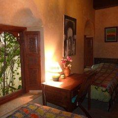 Отель Riad Marlinea 3* Стандартный номер с различными типами кроватей фото 3