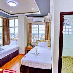 Myat Nan Yone Hotel 3* Улучшенный номер с 2 отдельными кроватями фото 3
