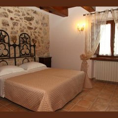 Отель B&B Valle degli Ulivi Vallecorsa Стандартный номер фото 8