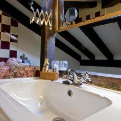 Отель La Casona de Suesa 3* Улучшенный номер с различными типами кроватей фото 4