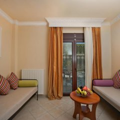 Апартаменты Seydnaya Apartments & Studios Ситония комната для гостей фото 2