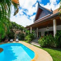 Отель La Romanee Infinity Villa by Jetta бассейн фото 3