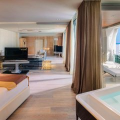 Aguas de Ibiza Grand Luxe Hotel 5* Президентский люкс с различными типами кроватей фото 5
