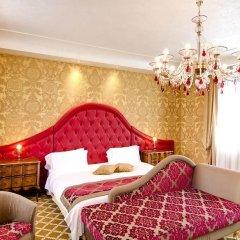 Отель Pesaro Palace 4* Стандартный номер с различными типами кроватей фото 29