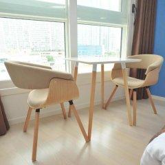 Hotel The Mark Haeundae 3* Стандартный номер с различными типами кроватей фото 4