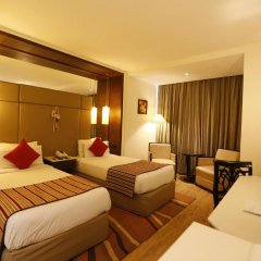 Отель City Park Airport 3* Представительский номер с различными типами кроватей фото 6