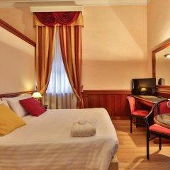 Best Western Hotel Moderno Verdi 4* Стандартный номер с разными типами кроватей фото 9