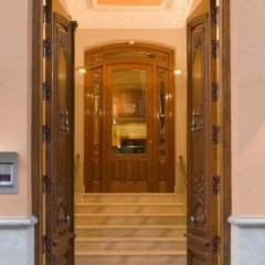 Отель Suites Gran Via 44 Apartahotel банкомат