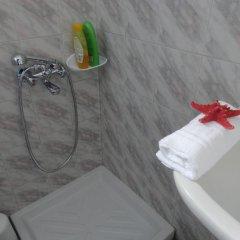 Отель Nikolas Villas Aparthotel Греция, Остров Санторини - отзывы, цены и фото номеров - забронировать отель Nikolas Villas Aparthotel онлайн ванная фото 2