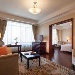 Beijing Hotel Nuo Forbidden City 5* Стандартный номер с различными типами кроватей