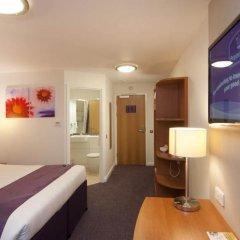 Отель Premier Inn London Euston комната для гостей фото 5