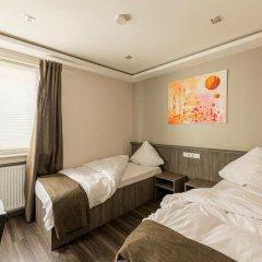 Отель Bürgerhofhotel 3* Стандартный номер с двуспальной кроватью фото 8