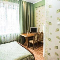 Мини-Отель Центральная Стандартный номер разные типы кроватей (общая ванная комната) фото 2
