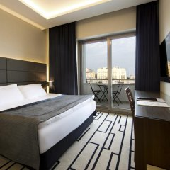Cihangir Hotel 3* Улучшенный номер с различными типами кроватей