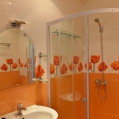 Отель Admiral Plaza Holiday Apartments Болгария, Солнечный берег - отзывы, цены и фото номеров - забронировать отель Admiral Plaza Holiday Apartments онлайн ванная
