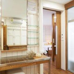 Отель Uncle Loy's Boutique House Таиланд, Бангкок - отзывы, цены и фото номеров - забронировать отель Uncle Loy's Boutique House онлайн ванная фото 2