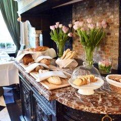 Отель De Tuilerieën - Small Luxury Hotels of the World Бельгия, Брюгге - отзывы, цены и фото номеров - забронировать отель De Tuilerieën - Small Luxury Hotels of the World онлайн питание фото 3