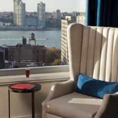 Arthouse Hotel New York City 4* Номер Делюкс с различными типами кроватей фото 8