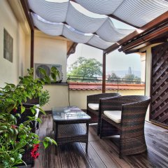 Отель U Pava 4* Номер Делюкс фото 8