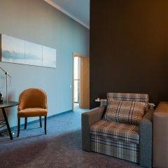 Гостиница Beton Brut 4* Люкс повышенной комфортности с двуспальной кроватью