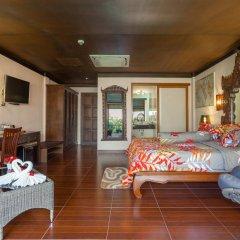 Отель Tropica Bungalow Resort 3* Люкс с различными типами кроватей фото 7