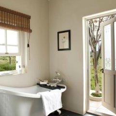 Отель River Bend Lodge ванная фото 2