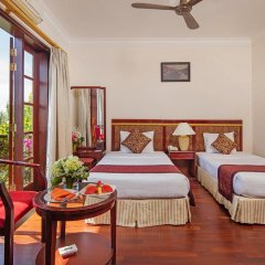 Отель Sunny Beach Resort and Spa 4* Улучшенный номер с различными типами кроватей