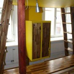 Birka Hostel Кровать в общем номере с двухъярусной кроватью фото 14