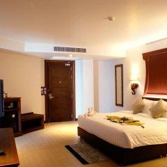 Aiyara Grand Hotel 4* Улучшенный номер с различными типами кроватей фото 2