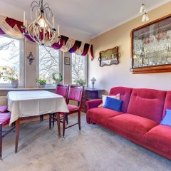 Апартаменты Royal Apartments - Apartament Sydney Сопот интерьер отеля